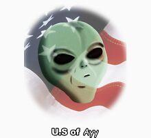 U.S of Ayy Unisex T-Shirt