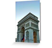 Parisian Greeting Card