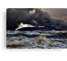Riverdance's Last Voyage Canvas Print