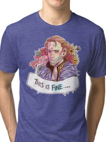 This just. Fine. Really. Tri-blend T-Shirt