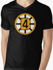 Bobby Orr Mens V-Neck T-Shirt