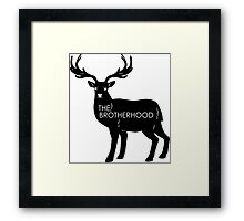 The Brotherhood Framed Print
