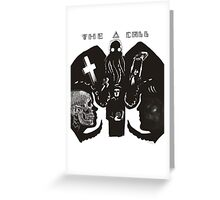 The Call of Cthulu Greeting Card