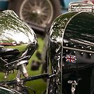 Vintage Bentley by Paul Woloschuk