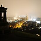From Calton Hill by Kevin Finlay