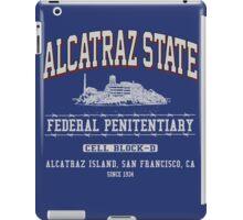 ALCATRAZ STATE iPad Case/Skin