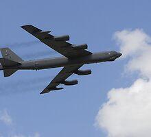 B52 Bomber by Shane Ransom