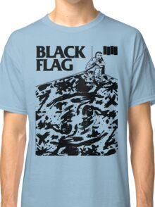 Black Flag - Six Pack Classic T-Shirt