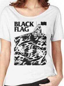 Black Flag - Six Pack Women's Relaxed Fit T-Shirt