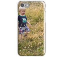 Feel it, grab it, smack it, pull it, push it out of the way iPhone Case/Skin
