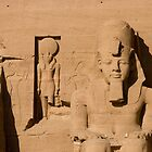 Abu Simbel by JamesTH