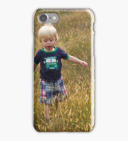 Blond on blond  iPhone Case/Skin