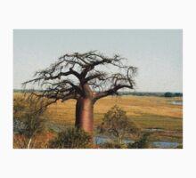 Baobab over Chobe  T-Shirt