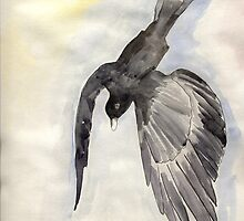 The Raven by Anne Gitto
