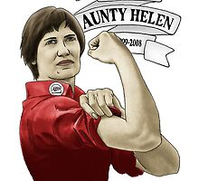 Bring Back Aunty Helen by Sam Ballantyne