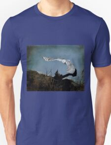 Wings of winter Unisex T-Shirt