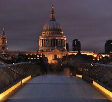St Paul over the bridge by Amir Sabanovic