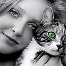 CAT eye by Tenee Attoh