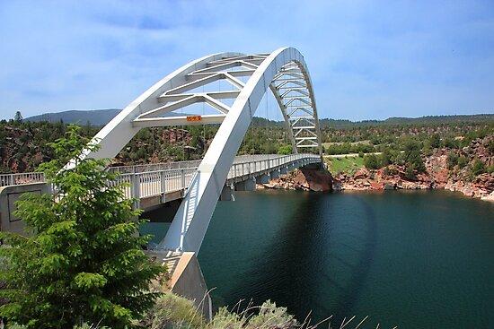 The Bridge To Dutch John by Gene Praag