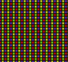 Fuzzy Polka Dots by RicksPix