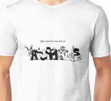 Wear Fake Unisex T-Shirt