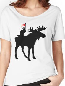 Oh Canada ! Women's Relaxed Fit T-Shirt