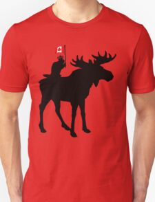 Oh Canada ! Unisex T-Shirt