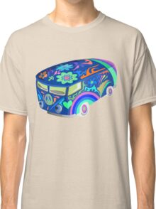 60's Psychedelic Vehicle Classic T-Shirt