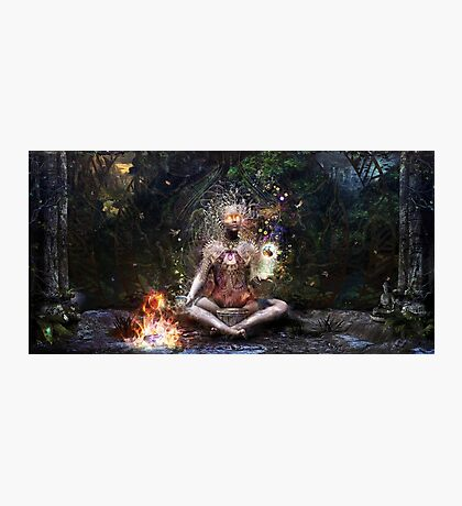 Sacrament For The Sacred Dreamers Photographic Print