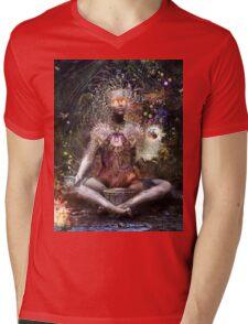 Sacrament For The Sacred Dreamers Mens V-Neck T-Shirt