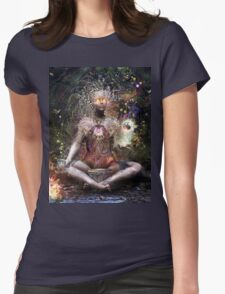 Sacrament For The Sacred Dreamers Womens Fitted T-Shirt