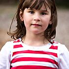 Madelyn - 6 going on 16! by Jo Williams