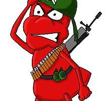 Army Ant by Dan Morrow