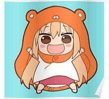 Umaru-chan Chibi Poster
