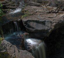 Minuscule Waterflow by Aaron Campbell