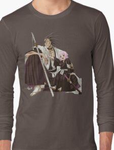 Zaraki Kenpachi 3 Long Sleeve T-Shirt