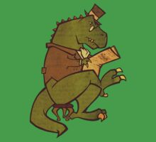 Gentleman T-Rex Kids Clothes