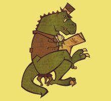 Gentleman T-Rex Kids Tee