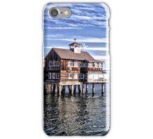 Pier Cafe - San Diego iPhone Case/Skin