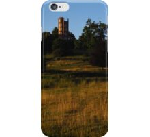 The Freston Tower at Dawn iPhone Case/Skin
