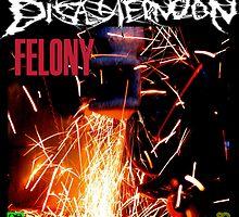 Felony - Album Cover 4 - Riviera Visual by RIVIERAVISUAL