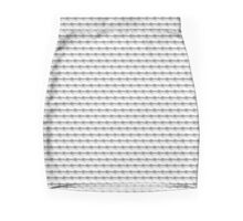 Barbed Wire Fence Mini Skirt