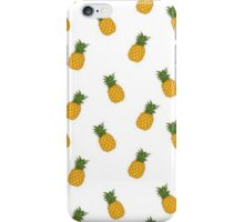 Pineapples! iPhone Case/Skin