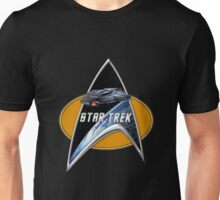 StarTrek defiant Command Signia Chest Unisex T-Shirt