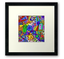 Abstract 24 Framed Print