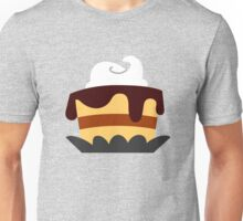 Pastry-Blue Unisex T-Shirt
