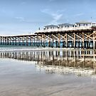 Crystal Pier - San Diego by Kimberly Palmer