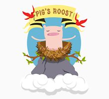 Pig's Roost Unisex T-Shirt