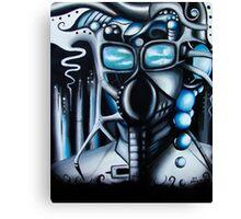 Durst Im Sturm Canvas Print