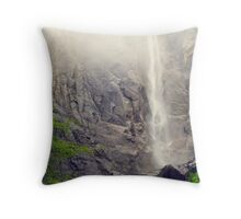 """Water From Heaven"" Throw Pillow"